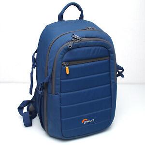 Lowepro kompakter Foto Rucksack Tahoe BP 150 in blau