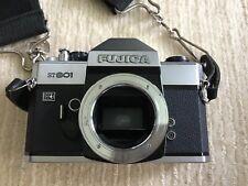 Fujifilm FUJICA ST801 35mm SLR Film Camera Japan