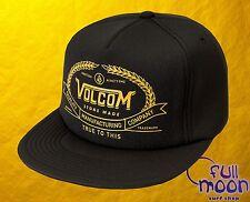 New Volcom Laurel Mens Snapback Cap Hat