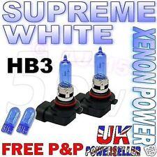 Herausragend Weiß Glühbirnen HB3 Passend für SUBARU Forester