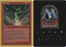 1x Fireblast - Ben Rubin - 1998 Light Play, English World Championship Cards MTG
