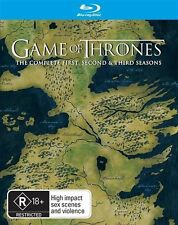 Game Of Thrones : Season 1-3