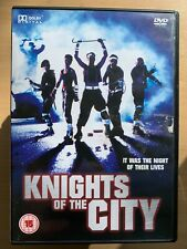 Knights Of The City DVD 1986 Poliziesco Thriller con Leon Isaac e Kennedy
