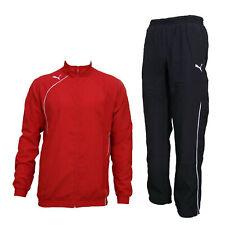 Puma Jogginganzug Trainingsanzug Sportanzug Kinder Jungen Mash-Innenfutter