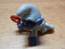 PUFFO neonato celeste baby gattoni scleich peyo SMURF SCHLUMPF SCHTROUMPF PITUFO
