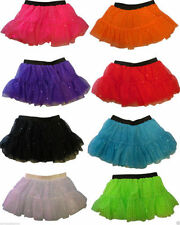 Tutu Machine Washable Mini Skirts for Women