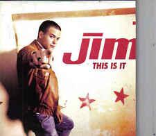 Jim Bakkum-This Is It cd single