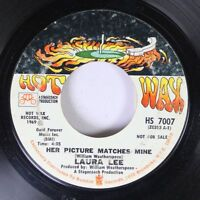 Soul Promo 45 Laura Lee - Her Picture Matches Mine / Wedlock Is A Padlock On Hot