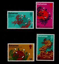 BAHAMAS. UPU 1974 SET MNH