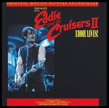 EDDIE & THE CRUISERS II - LIVES SOUNDTRACK CD ~ JOHN CAFFERTY BEAVER BROWN *NEW*