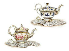 VinTaGe ImaGe AsSorTeD SmaLl ViCtoRiaN TeaTiMe TeaPoTs ShaBby WaTerSliDe DeCals