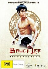 Bruce Lee-Martial Arts Master (DVD, 2013) Jackie Chan-James Coburn-Jim Kelly