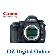 New Canon EOS 5D Mark 3 MK III Camera DSLR Body 1 Yr Wty + Gifts