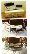 Minolta Maxxum 7000AF SLR 35mm/Data Back/ 75-300 zoom&35-70mm Lens/ 4000 Flash +