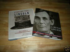 Looking for Lincoln & Lincoln, Life-size-NEW Hardcovers