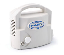 DeVilbiss Pulmo-Aide Compact Compressor Nebulize System 3655D