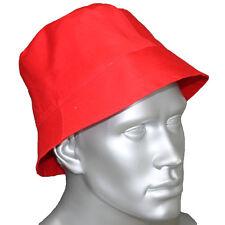 50 x Fisher- Hat Restposten Sonderpreis Konvolut Sommer Hut Fischerhut rot