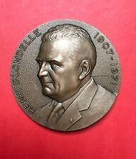 Médaille RENÉ BLONDELLE,.,