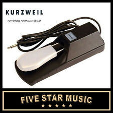 KURZWEIL KP-2 SUSTAIN PEDAL FOOTSWITCH FOR DIGITAL PIANO
