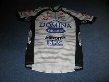 "DOMINA VACANZE 2003 NALINI S/S CYCLING JERSEY [38""]"