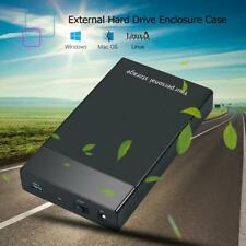 USB 3.0 to 3.5 inch SATA III 5Gbps External Hard Drive Disk Ehclosure Case