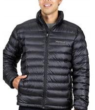 Marmot Mens  Full Zip Down Puffer Coat Size 2XL Black NEW