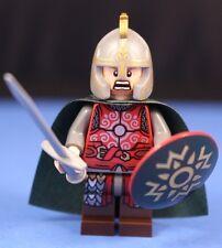 LEGO® LORD OF THE RINGS™ 9471 EOMER™ Minifigure + Cape, Helmet, Shield, & Sword!