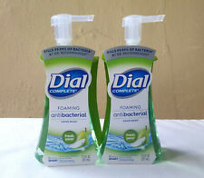 2 pack Dial Complete Soap Foaming Liquid Hand Wash 7.5 Oz Fresh Pear