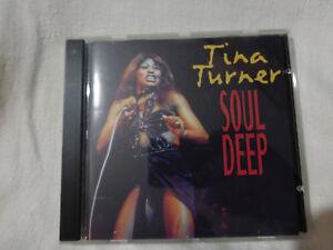 tina turner-soul deep-CD