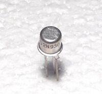 2 x 2N930 - Transistor NPN 45V 30mA                                     #TR2N930