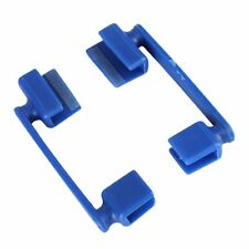 2Pcs Blue 360° Adjustable LCD Screen Phone Clamp Repair Holder Clip For iPhone 7