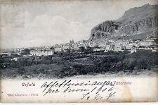 C000426  PALERMO   CEFALU'    PANORAMA     VG  1906