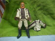 PLANET OF THE APES - DR. ZAIUS FULLY CLOTHED ACTION FIGURE W/EXTRA SHIRT