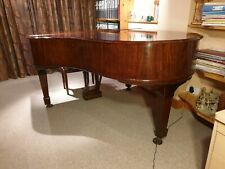 Steinway Model O Baby Grand Piano. Mahogany. Excellent condition. Fully restored
