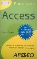 Access Tecniche e procedure - Ferrero (Apogeo 2007) Ca
