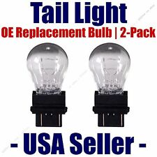 Tail Light Bulb 2pk - OE Replacement Fits Listed Ford Vehicles - 3157