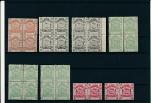 D192580 North Borneo Nice selection of MNH/MH stamps