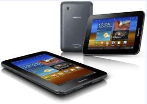 Unlocked Samsung Galaxy Tab 7.0 Plus P6200 3G Wi-Fi GPS Android Tablet/Phone