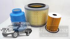 NISSAN PATROL GU 3.0 TURBO DIESEL ZD30 oil air fuel Filter Service kit 00 - 2008