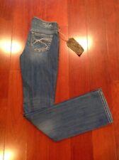 WOMENS SILVER Jeans Fluid Denim Aiko Bootcut Size 26/35  $109