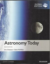Astronomy Today by Steve Mcmillan, Chaisson and Eric Chaisson Edition 8 Global