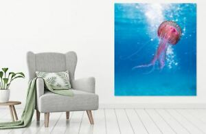 beautiful beach-nature colorful-sea -high quality Canvas painting  Home decor