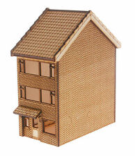 HS007 3 Storey Town House OO Gauge Laser Cut Kit