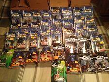 Star Wars Mixed Lot AOTC ROTS SAGA Etc 36 Pieces (no Duplicates)