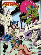 FOOM Friends Of Ol' Marvel Magazine #20 1978 John Carter Cover E R Burroughs