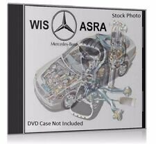MERCEDES-BENZ WIS/ASRA & EPC 1/2016 DEALER SERVICE REPAIR WORKSHOP MANUAL x