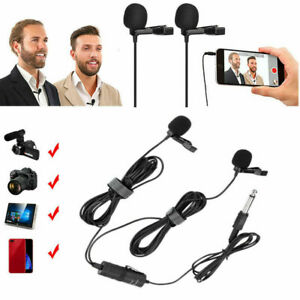 BOYA BY-M1DM Dual Omni-directional Lavalier Microphone for Android Smartphones