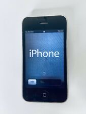 Apple iPhone 3GS 16GB Black Working Turns On For Parts Only