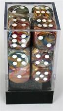 Chessex Festive Carousel W6 16mm Würfel Set