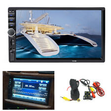 "2DIN MP5 USB Player Bluetooth 7""Touch Screen multimedia Stereo Radio&Camera Part"